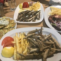 Photo taken at Taverna George by Sema A. on 7/12/2018