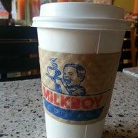 Photo taken at Melodies Cafe by Nikki C. on 10/20/2012