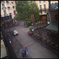 Foto scattata a Place Saint-Géry / Sint-Goriksplein da Kevin F. il 7/27/2013