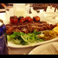 Photo taken at Reyhoon Restaurant by Milad E. on 4/23/2013