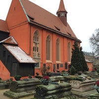 12/7/2013에 Human R.님이 Johannis-Friedhof에서 찍은 사진