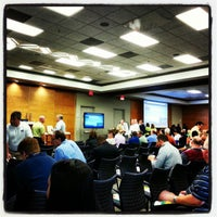 Photo taken at Cox CTech - Governor's Hall by Doug W. on 1/24/2013