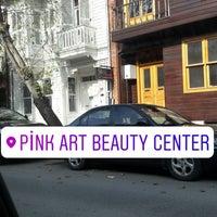 """Photo taken at Pink Art """"Beauty Center"""" by Özlem D. on 1/2/2018"""