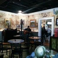 Photo taken at How Art Thou? Jazz Club & Restaurant by Karl on 2/24/2013