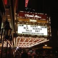 Photo taken at Cadillac Palace Theatre by John C. on 9/28/2012