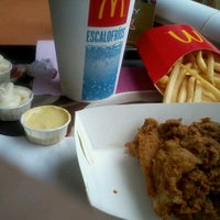 Photo taken at McDonald's by Chris T. on 11/3/2012