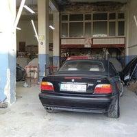Photo taken at Kartal Garage by Yusuf A. on 2/9/2016