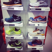 nike factory plaza mayor