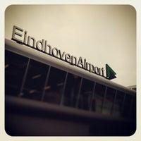 Photo taken at Eindhoven Airport (EIN) by Bram K. on 9/15/2013