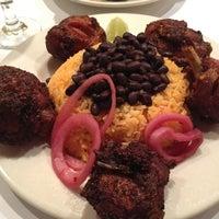 Photo taken at Cabana Restaurant & Bar by Jimbo G. on 3/1/2013