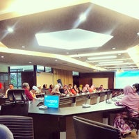 Photo taken at Conference Room, PDC by Zulhairi H. on 7/25/2013