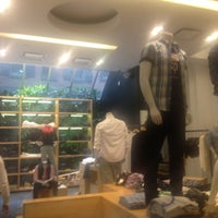 Photo taken at Gap by Will I. on 4/20/2013