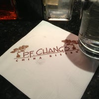 Photo taken at P.F. Chang's by Rick B. on 3/25/2013