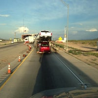Photo taken at US Border Patrol Checkpoint by Rick B. on 6/25/2013