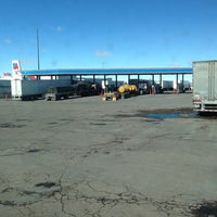 Photo taken at TravelCenters of America by Rick B. on 3/4/2013