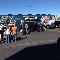 Photo taken at Red Rock Harley Davidson by Rick B. on 10/4/2013