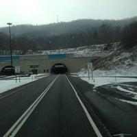 Photo taken at I-76 (PA Turnpike) by Rick B. on 1/26/2013
