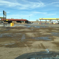 Photo taken at Ports To Plains Travel Plaza by Rick B. on 12/29/2012