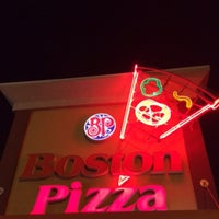 Photo taken at Boston Pizza by Eric E. on 3/15/2016