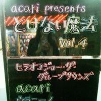 Photo taken at 下北沢 Club Que by MIYUKI H. on 6/20/2013