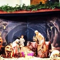 Photo taken at Holy Family Catholic Church by David R. on 12/27/2015