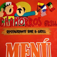 Photo taken at Chamorros Grill by Ale M. on 1/6/2015