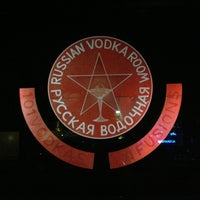 Photo taken at Russian Vodka Room by Daria N. on 1/10/2013