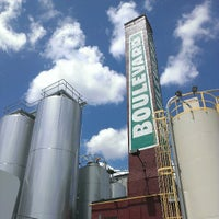 Photo taken at Boulevard Brewing Co by Chris D. on 7/15/2013