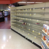 Photo taken at Marsh Supermarket by Zach on 1/6/2014