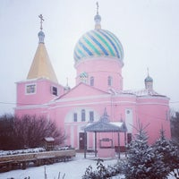 Photo taken at Храм Архангела Михаила by Elen M. on 1/21/2014