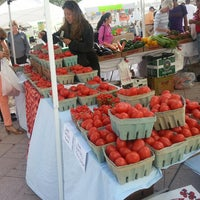 Photo taken at West Palm Beach Green Market by a Guy on Clematis on 3/30/2013