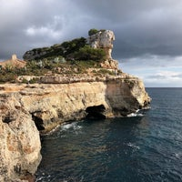Photo taken at Cala Romantica by Tatiana M. on 1/20/2018