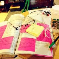 Photo taken at Starbucks by Barbara G. on 10/23/2012