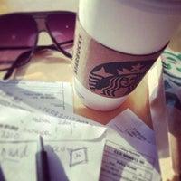 Photo taken at Starbucks by Barbara G. on 1/11/2013