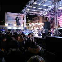 Photo taken at Piazza Garibaldi by Luca P. on 10/25/2014