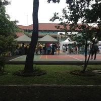 Foto diambil di SMAN 34 Jakarta oleh Alfar S. pada 10/20/2012