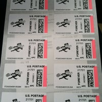 Photo taken at US Post Office by Heather F. on 10/8/2012