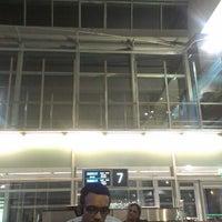 Photo taken at Gate #7 by Ritesh G. on 11/2/2012