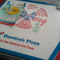 Photo taken at Domino's Pizza by Ritesh G. on 7/17/2013