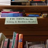 Photo taken at Unoppressive Non-Imperialist Bargain Books by Gail S. on 2/19/2013