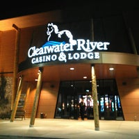 Photo taken at Clearwater River Casino & Resort by Ashley P. on 8/8/2013