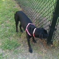 Photo taken at Stoney Creek Dog Park by Adrienne H. on 7/30/2013