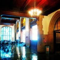 Photo taken at Mitten Hall by Katrina M. on 11/14/2014