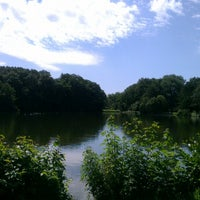 Photo taken at Zuiderpark by Liga P. on 8/4/2013