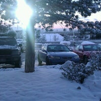 Photo taken at Einstein Bros Bagels by Marshall M. on 12/25/2012