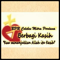 Photo taken at BPR Celebes Mitra Perdana by Jessica D. on 3/6/2013