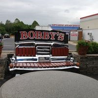 Photo taken at Bobby's Frozen Custard by Neil J. on 6/2/2013
