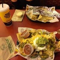 Photo taken at Moe's Southwest Grill by Lemon J. on 10/17/2014