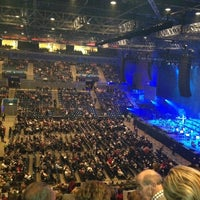 Photo taken at Echo Arena Liverpool by Tony C. on 11/11/2012