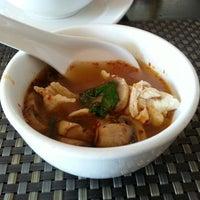 Photo taken at Panna Thai by Brianne F. on 6/28/2014